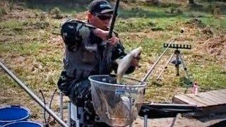 Штекерна Ловля Коропа на Ставку. ''Про Риболовлю Всерйоз''.