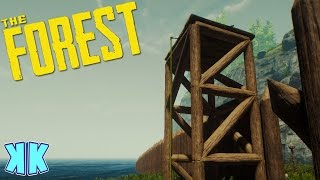 The Forest   This Base Is Sick!   Updated 2016 Gameplay   #5