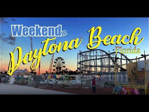 Daytona Beach, Florida Weekend Gateway - Best of Florida Travel/Vacation Vlog