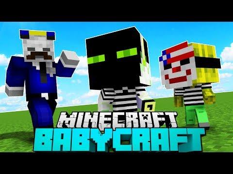 NEUES GEFÄNGNIS, NEUES GLÜCK?! - Minecraft Babycraft [Deutsch/HD]