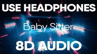 DaBaby - Baby Sitter ft. OFFSET  (8D AUDIO)