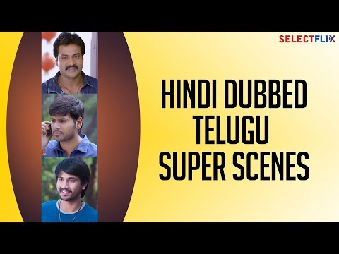 Hindi Dubbed | Telugu Super Scenes | Latest Hindi Dubbed 2019 Movies