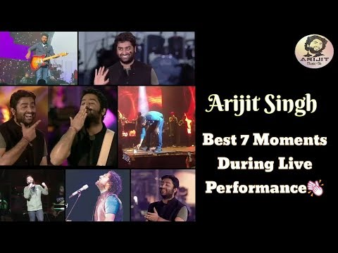 Arijit Singh  7 Best Moments During Live Performance  Full Video  2019  Hd