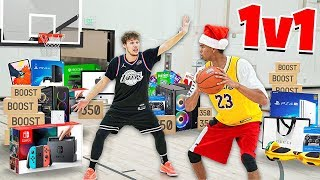 Beat Me 1 Vs 1 Basketball.. I'll Buy You Anything!