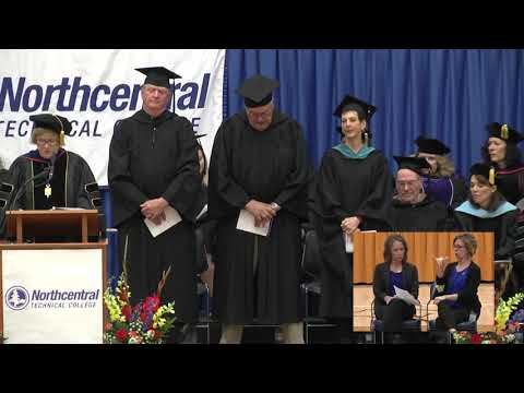 Northcentral Technical College Spring 2019 Commencement