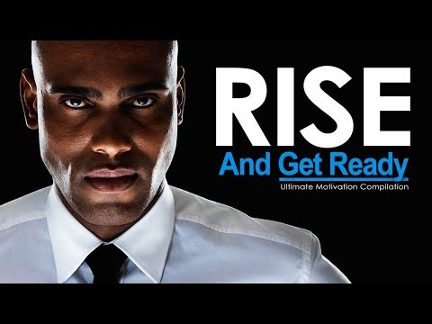 RISE & GET READY FOR HARD WORK – New Motivational Video Compilation for Success & Studying