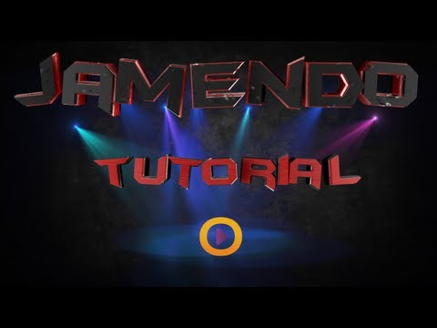 ► Jamendo ◄ Tutorial - Musica senza Copyright
