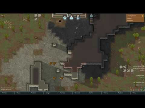 RimWorld - Trying to find good settlers for my colony (strategy)