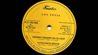 Los Yetis - Shimmy Shimmy Ko Ko Bop (Colombia, Garage/R&B)