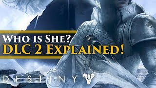 Destiny 2 Lore - Who is that in the DLC 2 art? Explained! (Ana Bray Lore)