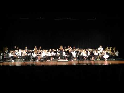 A Distant Light - 7th/8th Grade Band - Oskaloosa Middle School