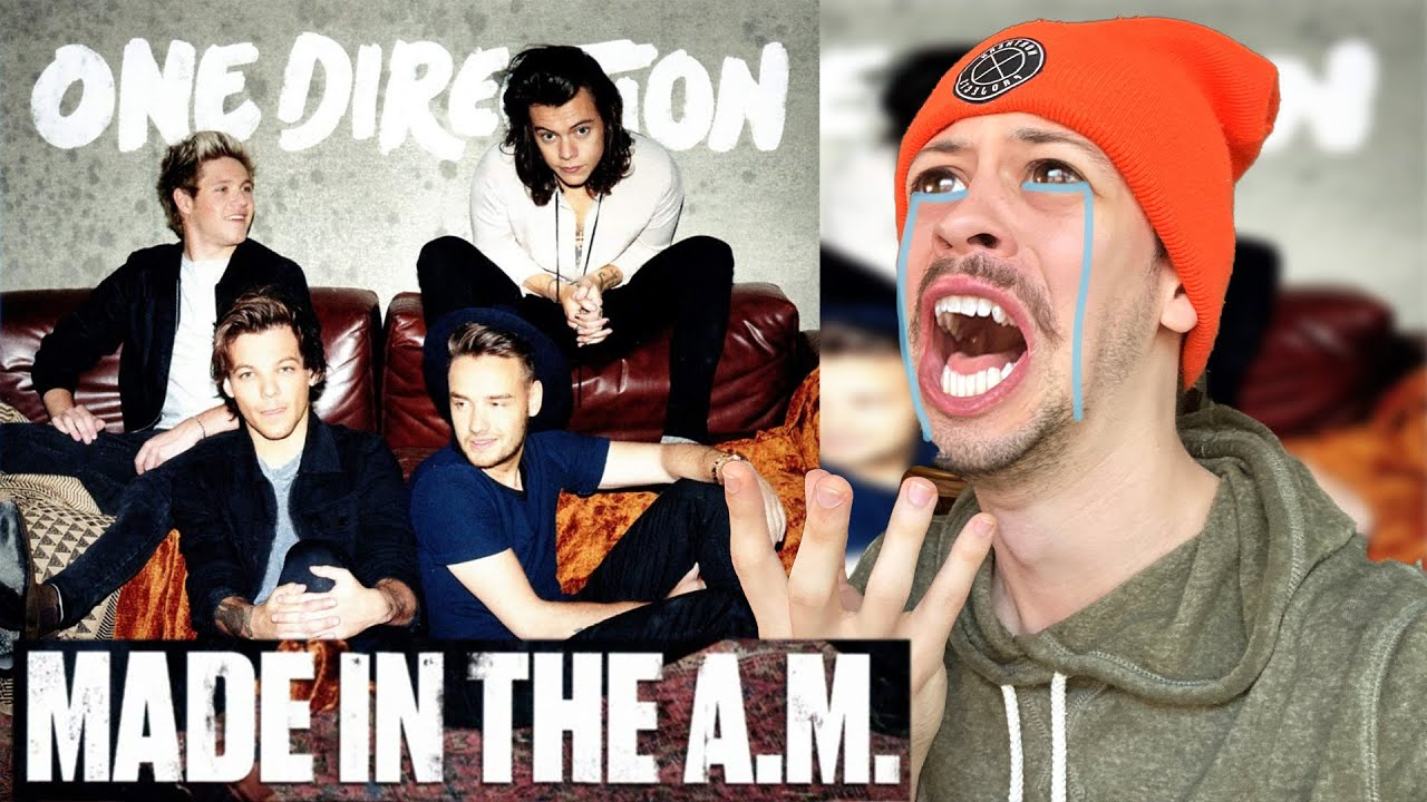 Download ONE DIRECTION - MADE IN THE AM FULL ALBUM REACTION