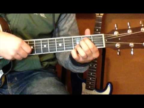 You Should Be Here - Guitar Lesson - Cole Swindell