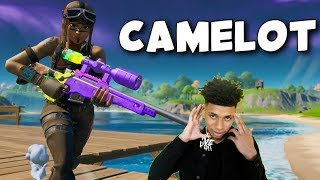 "Fortnite Montage - ""CAMELOT"" (NLE Choppa)"