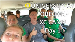 2017 Oregon Cross Country Camp | The Long Run