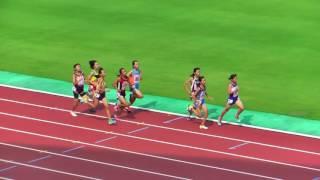 H29年度 学校総合 埼玉県大会 中学女子800m決勝 thumbnail