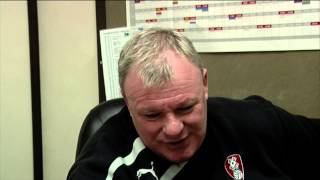 No More Pulled Muscles - Steve Evans