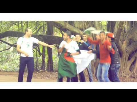 la maison des fous vs magica verdé vive l'algerie djina. pour la can 2015