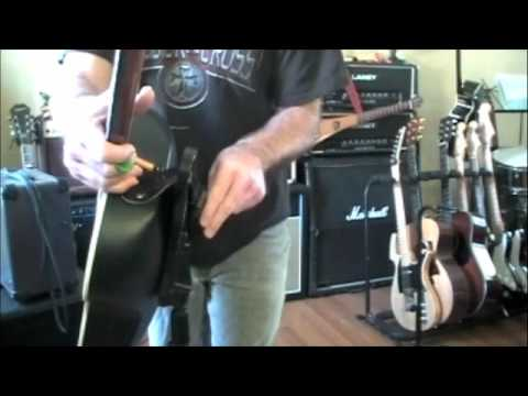 Buy the Mbrace Guitar Stand/Holder Here! Watch this Demo (w/Ovation Guitar)