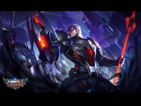 Mobile Legends: Bang bang! MAY MEMBER STARLIGHT EXCLUSIVE SKIN  Snake Eye Commander  MOSKOV