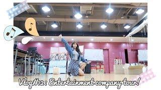 Vlog#12 Kpop Entertainment Tour | Dance Cover :P (ft. Miss Universe Tokyo 😳) - Stafaband