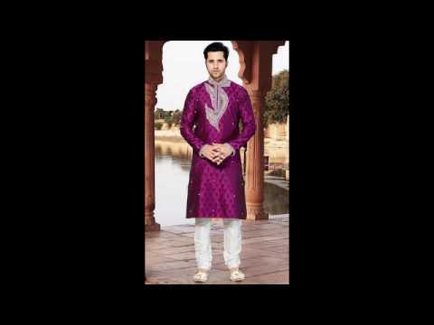 Indian Kurta Pyjama for Mens Collection