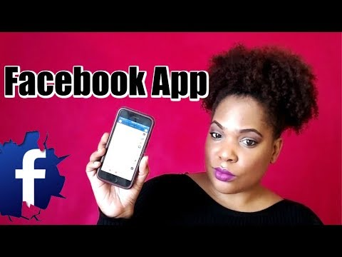 Facebook App Tutorial - Facebook Features You didn't know existed 2 of 3