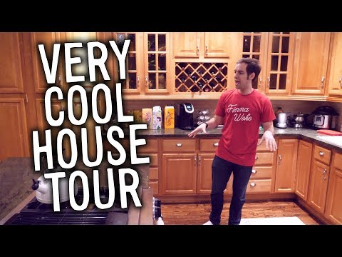 Download Youtube: Very Cool House Tour (WARNING: cool)