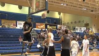Rollins College beats Dwight Howard