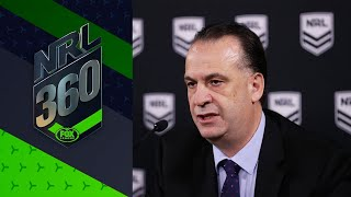 Peter V'landys details how the NRL will survive the current coronavirus crisis