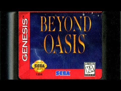 CGR Undertow - BEYOND OASIS review for Sega Genesis thumbnail