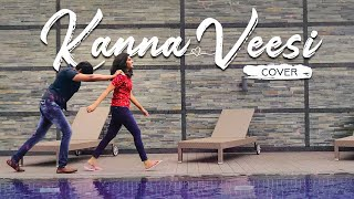 Kanna Veesi Cover | Ft. Subash & Nithuchandra | Dot Creationz
