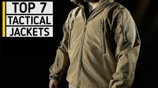 TOP 7 BEST TACTICAL JACKETS 2020   YOU MUST SEE ON AMAZON #01 screenshot 2