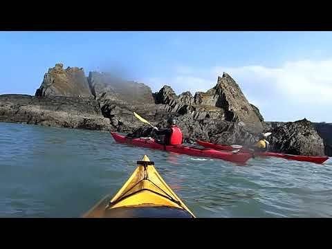 Cardigan Bay Sea Kayakers 171 Fishguard