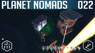 PLANET NOMADS #022 | Autominer - automatisch Silber abbauen | Let's Play Gameplay Deutsch thumbnail