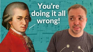 What if you could study with Mozart? Here's How