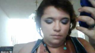random me-doing-my-makeup video Thumbnail