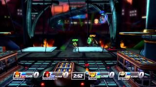 PlayStation Allstars Battle Royale Quick Play HD