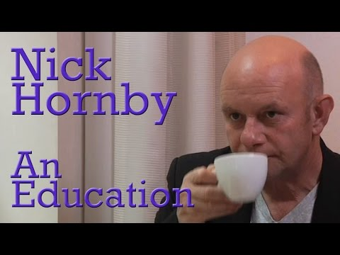 DP30 @TIFF: An Education, author Nick Hornby 2009
