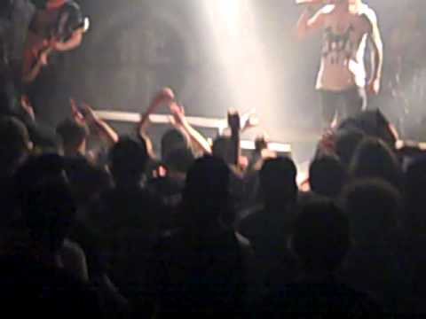 Blessthefall  To Hell & Back ft Chris Motionless in White  @ La Tulipe in Montreal