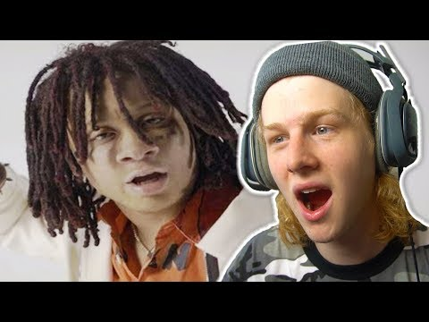FUTURE SUPERSTAR! Trippie Redd - Rack City/Love Scars 2 (Shot by @_ColeBennett_) REACTION!