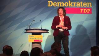Politischer Aschermittwoch 2015 der FDP Bayern: Rede von Nicola Beer