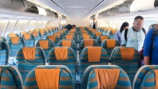 MOST UNDERRATED AIRLINE? | Oman Air | Airbus A330-200 | Muscat - Munich | Economy Class
