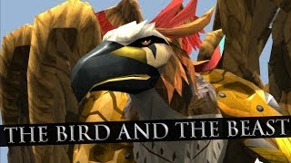 RuneScape BTS 82: The Bird and the Beast