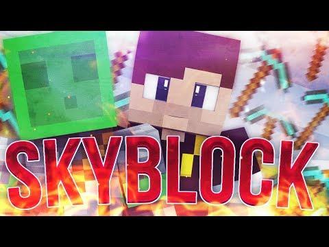 IK HEB AAN SPORT GEDAAN!? SkyBlock Talks #16