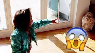 SO reagierten meine Kids auf's neue Zuhause...   Flg 5