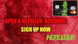 Neteller Prepaid Card India  Introduction To Neteller Services  Order Your Prepaid Mastercard