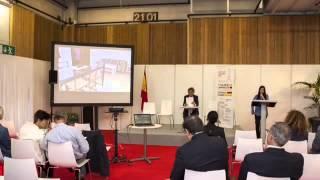 Conferencia En Paris Sitep 2014