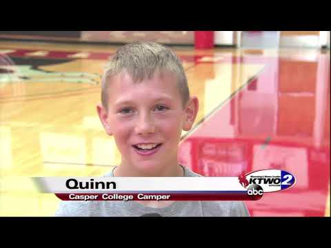 Casper College Boy's Basketball Camp