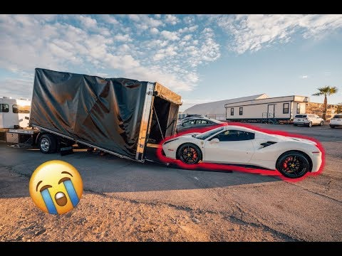 WHAT THE HECK HAPPENED TO OUR FERRARI 488